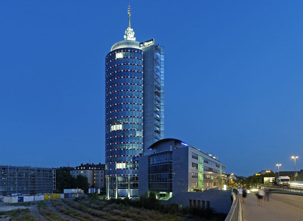 central tower m nchen architekturfotografie m nchen. Black Bedroom Furniture Sets. Home Design Ideas