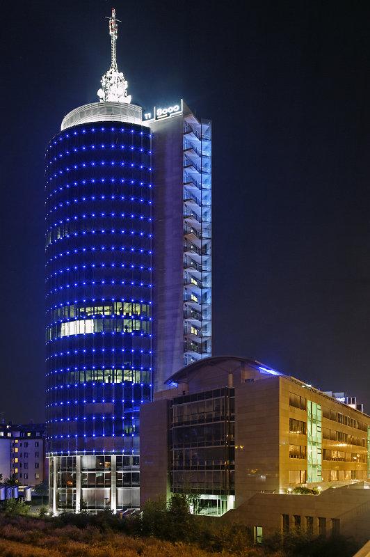 central tower m nchen architekt heinz musil lichtplanung. Black Bedroom Furniture Sets. Home Design Ideas